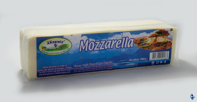 Akdeniz Gıda Mozzarella Peyniri